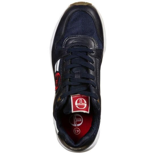 Sonic Dallas MX Sneaker, blau / rot, zoom bei OUTFITTER Online