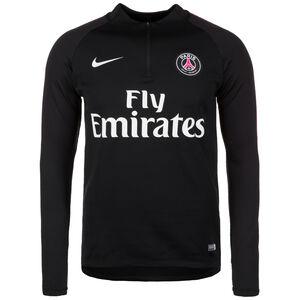 Paris St.-Germain Dry Squad Drill Trainingsshirt Herren, Schwarz, zoom bei OUTFITTER Online