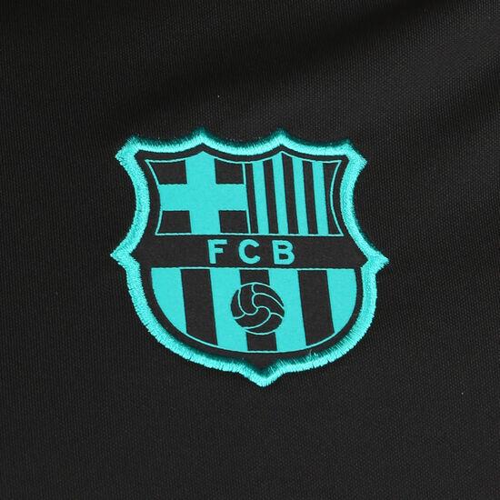 FC Barcelona I96 Anthem Jacke Herren, schwarz / rosa, zoom bei OUTFITTER Online