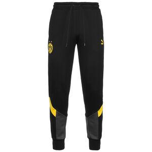 Borussia Dortmund Iconic MCS Jogginghose Herren, schwarz / gelb, zoom bei OUTFITTER Online