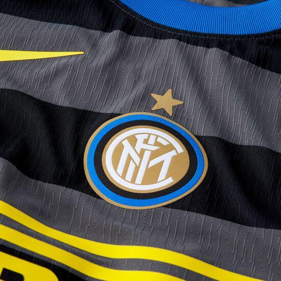 Inter Mailand Trikot 3rd Vapor Match 2020/2021 Herren, dunkelgrau / gelb, zoom bei OUTFITTER Online