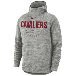NBA Cleveland Cavaliers Spotlight Kapuzenpullover Herren, grau / dunkelrot, zoom bei OUTFITTER Online