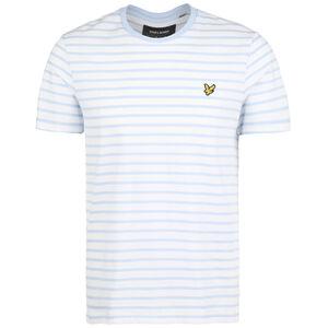 Breton Stripe T-Shirt Herren, hellblau / weiß, zoom bei OUTFITTER Online