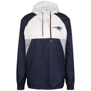 NFL New England Patriots Ripstop Windbreaker Herren, dunkelblau / weiß, zoom bei OUTFITTER Online