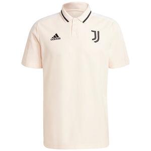 Juventus Turin Poloshirt Herren, rosa / schwarz, zoom bei OUTFITTER Online