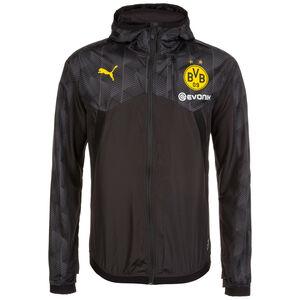 Borussia Dortmund Vent Thermo-R Kapuzenjacke Herren, Schwarz, zoom bei OUTFITTER Online