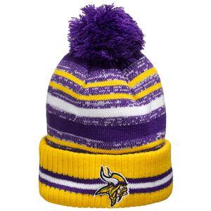 NFL Minnesota Vikings Sideline Bobble Knit Mütze, , zoom bei OUTFITTER Online