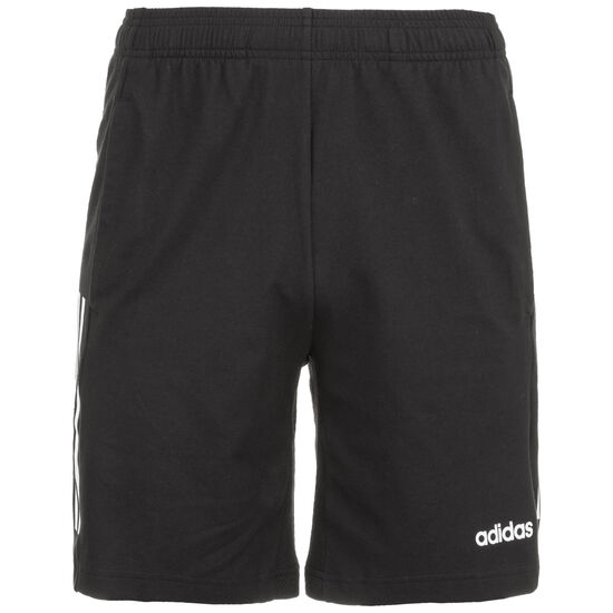 Motion Tech Cotton Trainingsshort Herren, schwarz / weiß, zoom bei OUTFITTER Online
