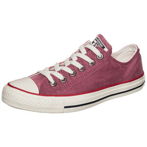 Chuck Taylor All Star Ombre Wash OX Sneaker Damen, Rot, zoom bei OUTFITTER Online