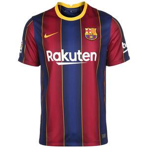 FC Barcelona Trikot Home Stadium 2020/2021 Herren, dunkelblau / rot, zoom bei OUTFITTER Online