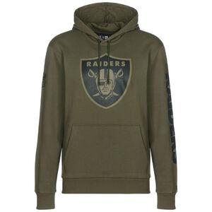 NFL Las Vegas Raiders Digi Camo Kapuzenpullover Herren, dunkelgrün / schwarz, zoom bei OUTFITTER Online