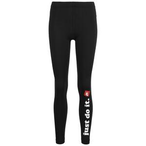 Club Leggings Damen, schwarz / weiß, zoom bei OUTFITTER Online