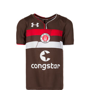 Trikot Home 2018/2019 Kinder, Braun, zoom bei OUTFITTER Online