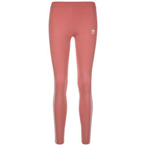 3 Stripes Leggings Damen, rosa, zoom bei OUTFITTER Online