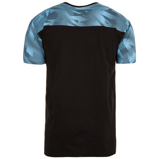 Manchester City Casuals Trainingsshirt Herren, schwarz / blau, zoom bei OUTFITTER Online