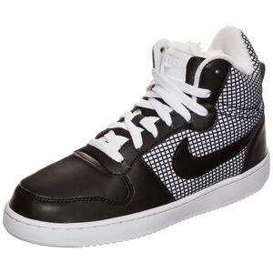 Court Borough Mid SE Sneaker Damen, Schwarz, zoom bei OUTFITTER Online