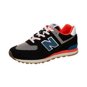 GC574 Sneaker Kinder, schwarz, zoom bei OUTFITTER Online