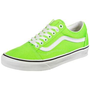 Old Skool Sneaker, grün / weiß, zoom bei OUTFITTER Online