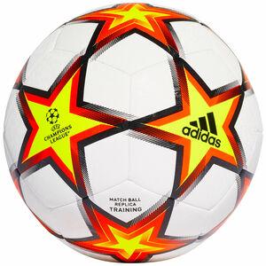 UCL Training Pyrostorm Fußball, weiß / bunt, zoom bei OUTFITTER Online