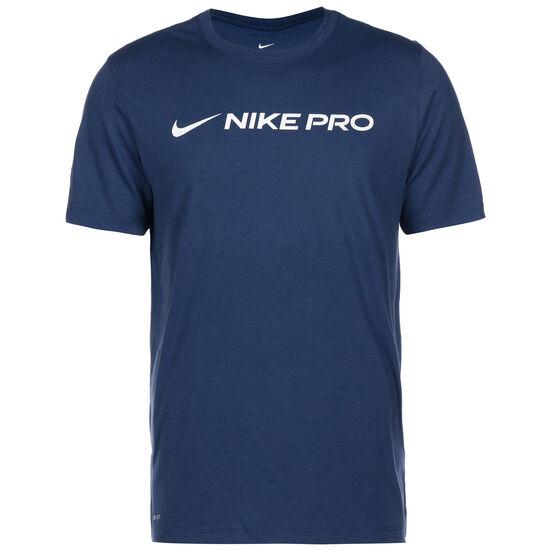 Dry Trainingsshirt Herren, dunkelblau, zoom bei OUTFITTER Online