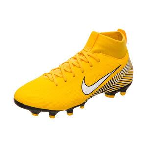 Superfly VI Academy Neymar MG Fußballschuh Kinder, Gelb, zoom bei OUTFITTER Online