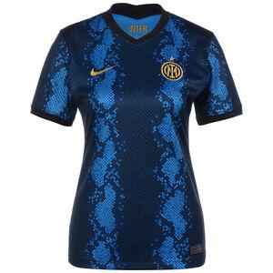Inter Mailand Trikot Home Stadium 2021/2022 Damen, blau / gold, zoom bei OUTFITTER Online