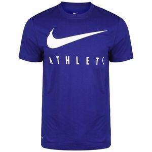 Dry Athlete Trainingsshirt Herren, dunkelblau, zoom bei OUTFITTER Online