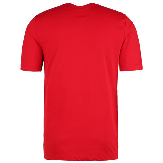 NBA Houston Rockets Mantra Dry T-Shirt Herren, rot / weiß, zoom bei OUTFITTER Online