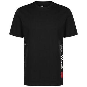 Kyrie Dry T-Shirt Herren, schwarz / weiß, zoom bei OUTFITTER Online