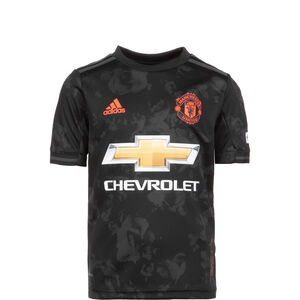 Manchester United Trikot 3rd 2019/2020 Kinder, schwarz, zoom bei OUTFITTER Online