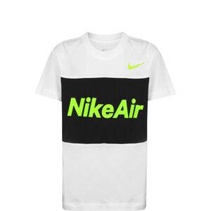 Air T-Shirt Kinder, weiß / schwarz, zoom bei OUTFITTER Online