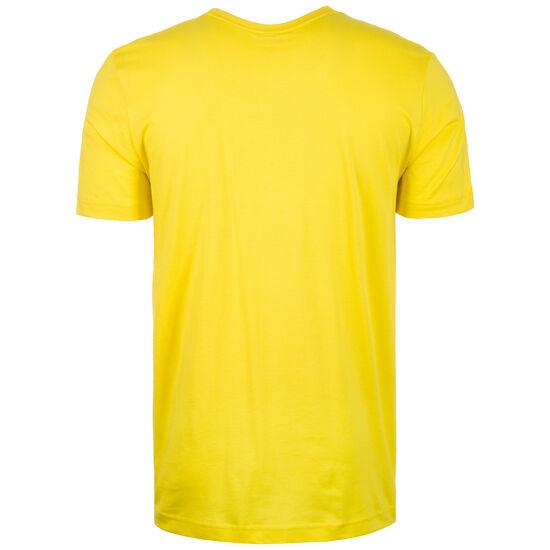 Classics Logo T-Shirt Damen, gelb, zoom bei OUTFITTER Online