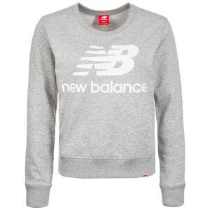 Essentials Crew Sweatshirt Damen, hellgrau, zoom bei OUTFITTER Online