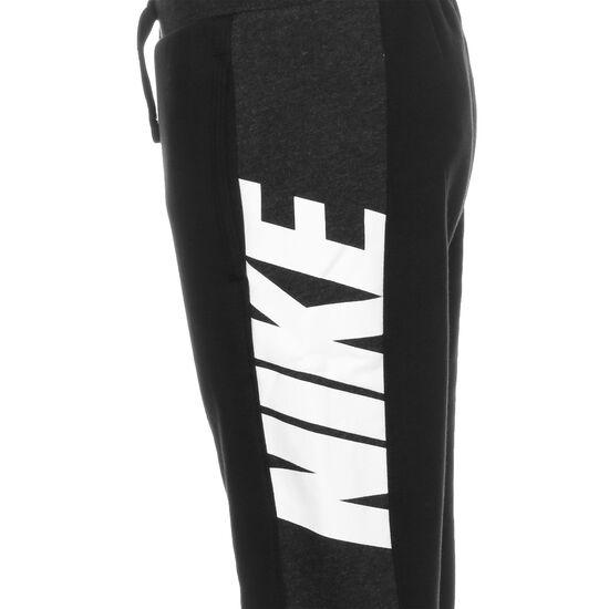 Sportswear Jogginghose Kinder, schwarz / weiß, zoom bei OUTFITTER Online