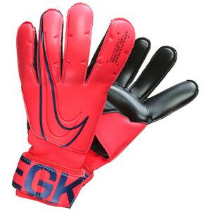 Grip3 Goalkeeper Torwarthandschuh, neonrot / schwarz, zoom bei OUTFITTER Online