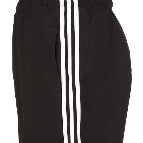 Essentials 3-Streifen Chelsea Short Herren, schwarz / weiß, zoom bei OUTFITTER Online