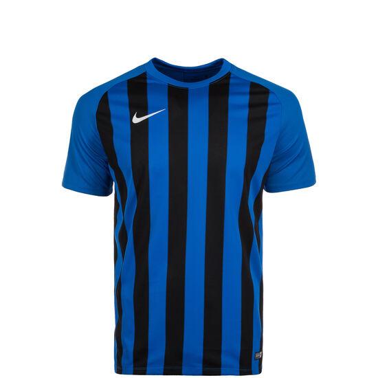 Dry Striped Segment III Trikot Kinder, blau / schwarz, zoom bei OUTFITTER Online