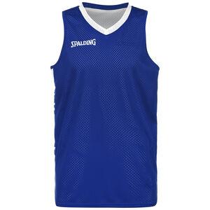 Essential Reversible Trainingstop Herren, blau / weiß, zoom bei OUTFITTER Online