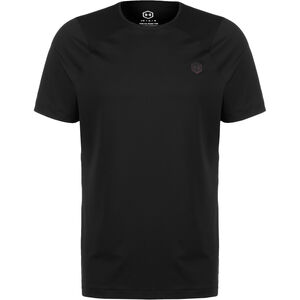 Rush Seamless Trainingsshirt Herren, schwarz / dunkelgrau, zoom bei OUTFITTER Online