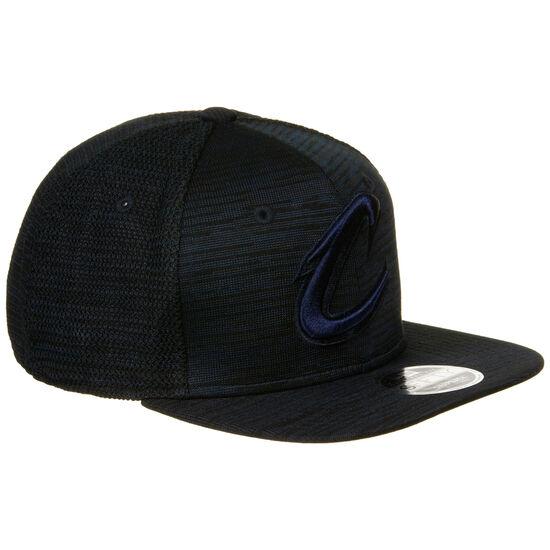 NBA Cleveland Cavaliers Engineered Snapback Cap, dunkelblau / schwarz, zoom bei OUTFITTER Online