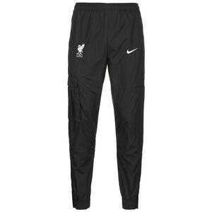 FC Liverpool Trainingshose Herren, schwarz / weiß, zoom bei OUTFITTER Online