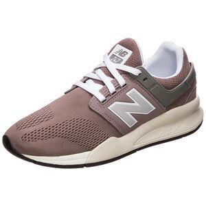 WS247-EW-B Sneaker Damen, grau / beige, zoom bei OUTFITTER Online