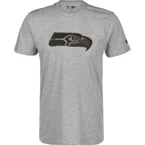 NFL Seattle Seahawks Camo Logo T-Shirt Herren, hellgrau, zoom bei OUTFITTER Online