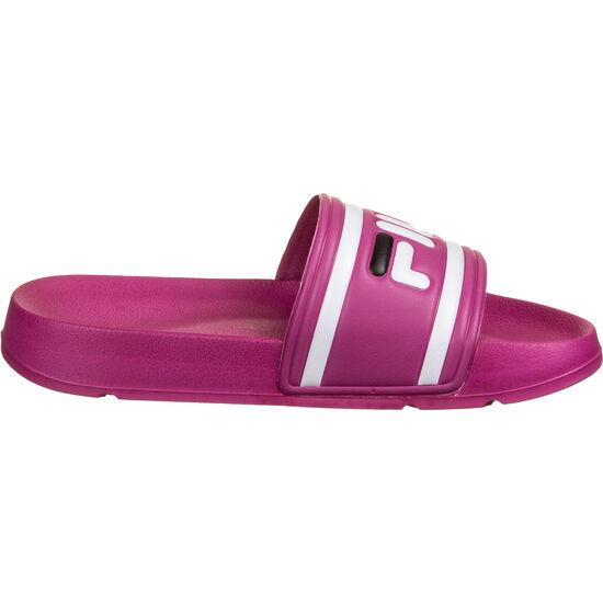 Morro Bay Slipper 2.0 Badesandale Damen, pink / weiß, zoom bei OUTFITTER Online