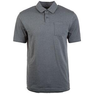 Charged Cotton Scramble Poloshirt Herren, graugrün, zoom bei OUTFITTER Online