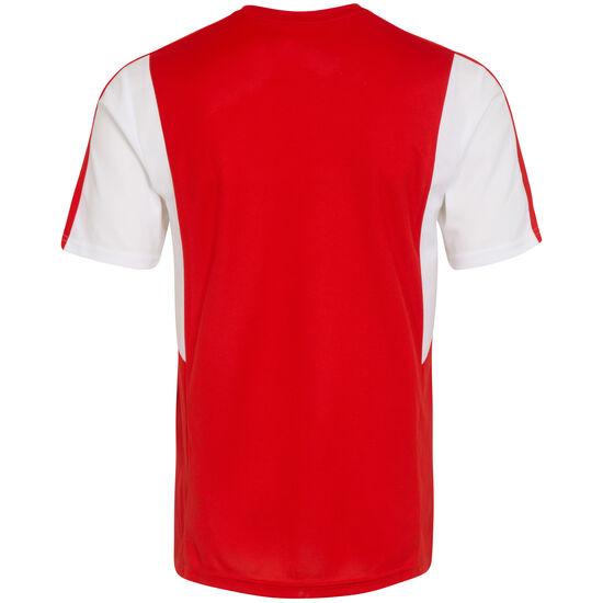 Dominate Fußballtrikot Herren, rot / weiß, zoom bei OUTFITTER Online