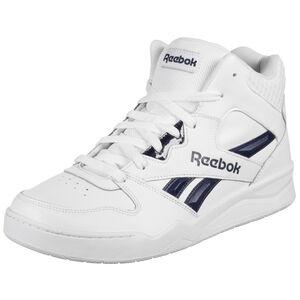 Royal BB4500 Hi 2 Sneaker Herren, weiß / dunkelblau, zoom bei OUTFITTER Online