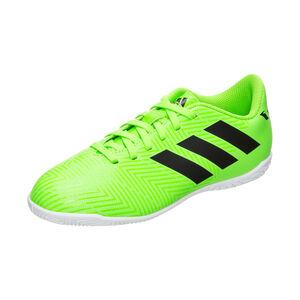 Nemeziz Messi Tango 18.4 Indoor Fußballschuh Kinder, Grün, zoom bei OUTFITTER Online