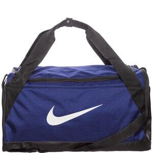 Brasilia Duffel Sporttasche Small, dunkelblau / weiß, zoom bei OUTFITTER Online