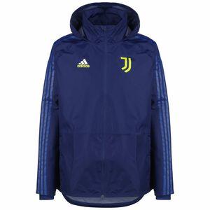 Juventus Turin Storm Jacke Herren, blau / gelb, zoom bei OUTFITTER Online